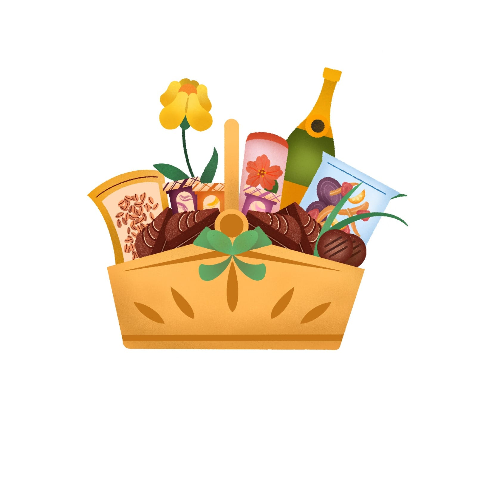 The Celebration Hamper (Out of stock)